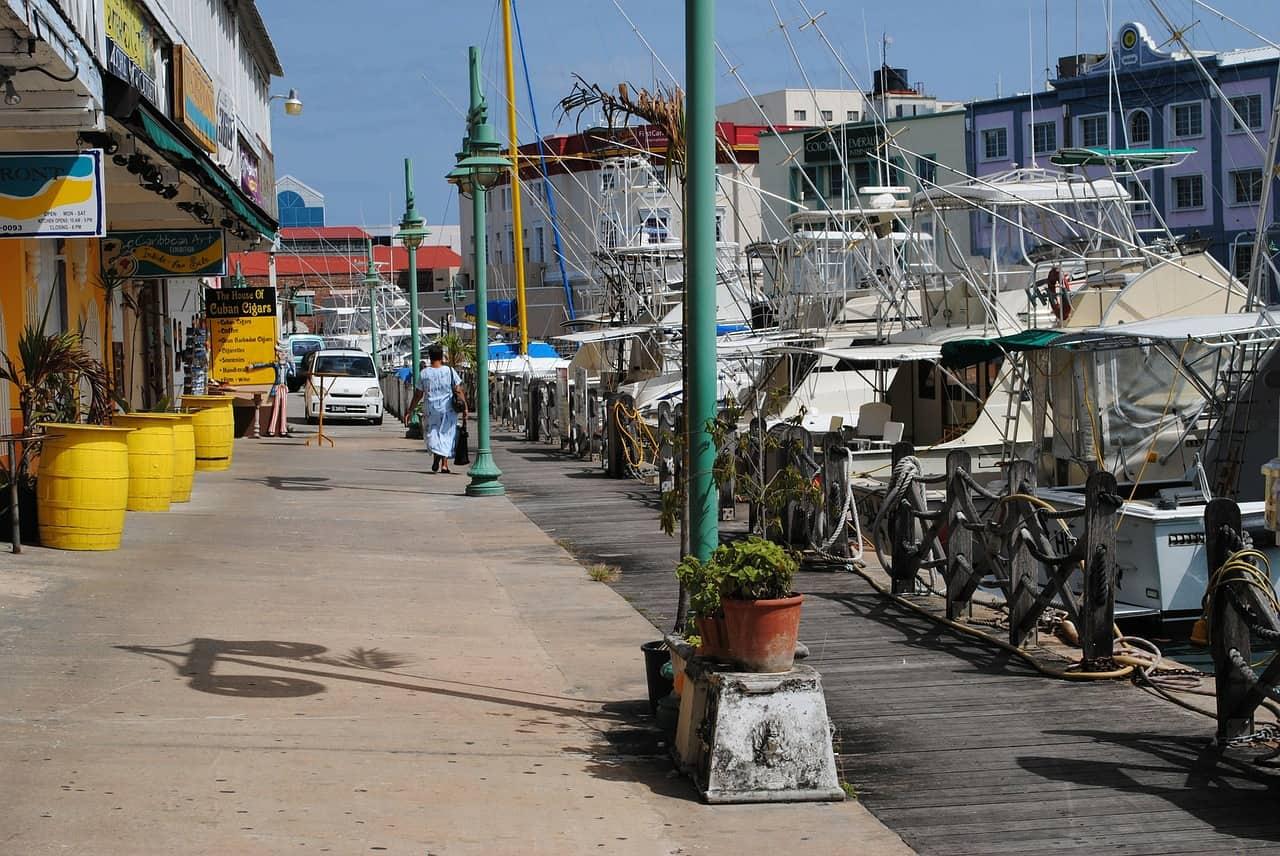Historic Walking Tour Barbados