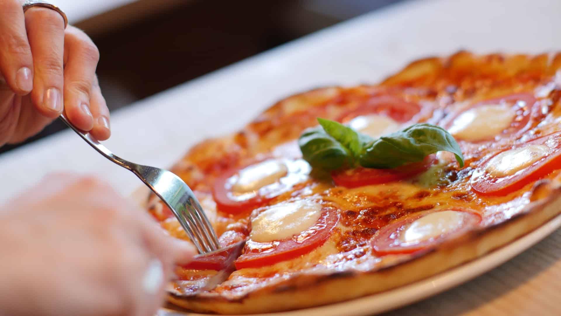 Marella Discovery pizza