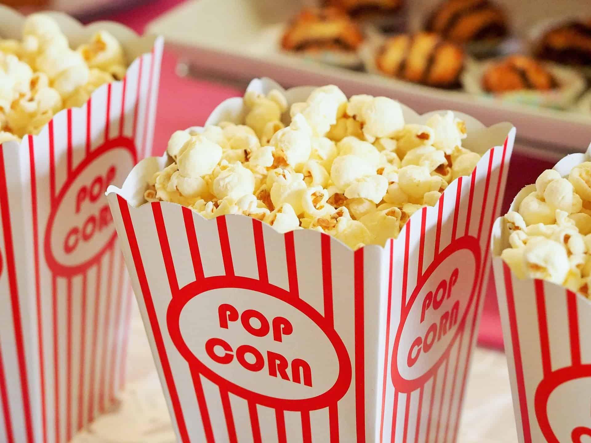 Marella Discovery popcorn