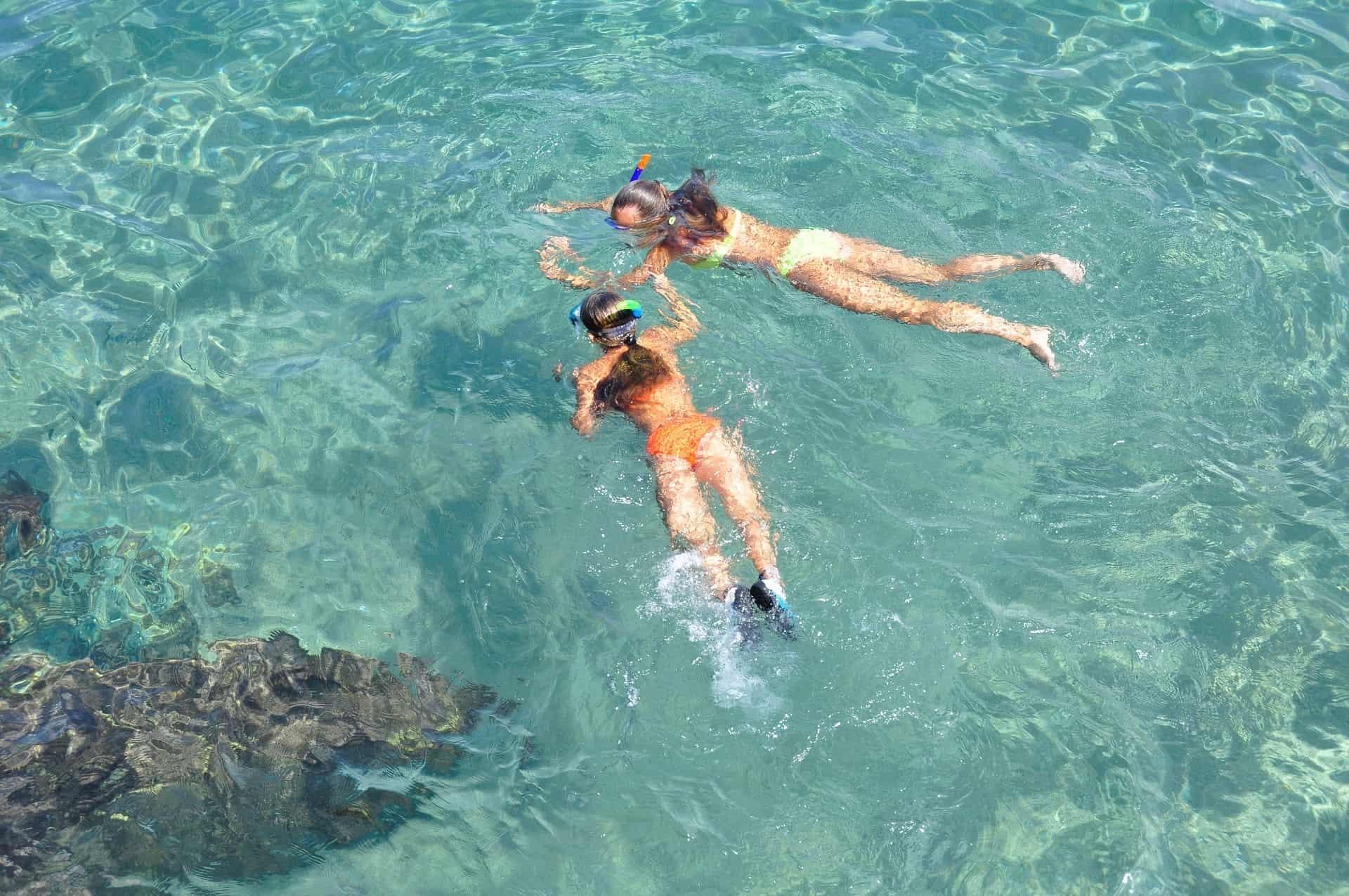 St John's, Antigua Snorkling