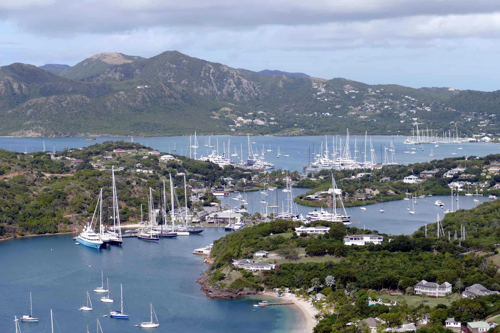 St John's, Antigua Port