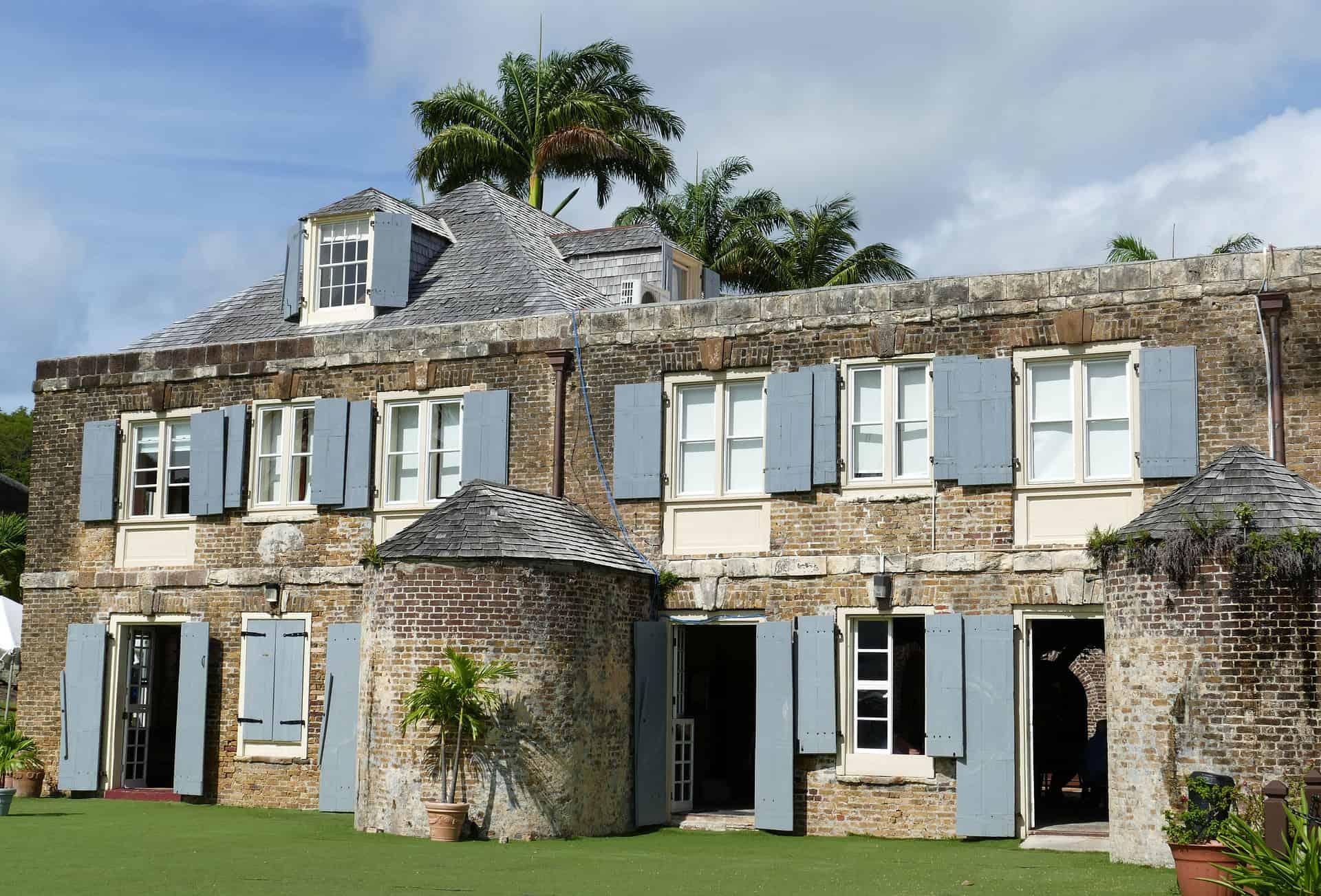 St John's, Antigua House