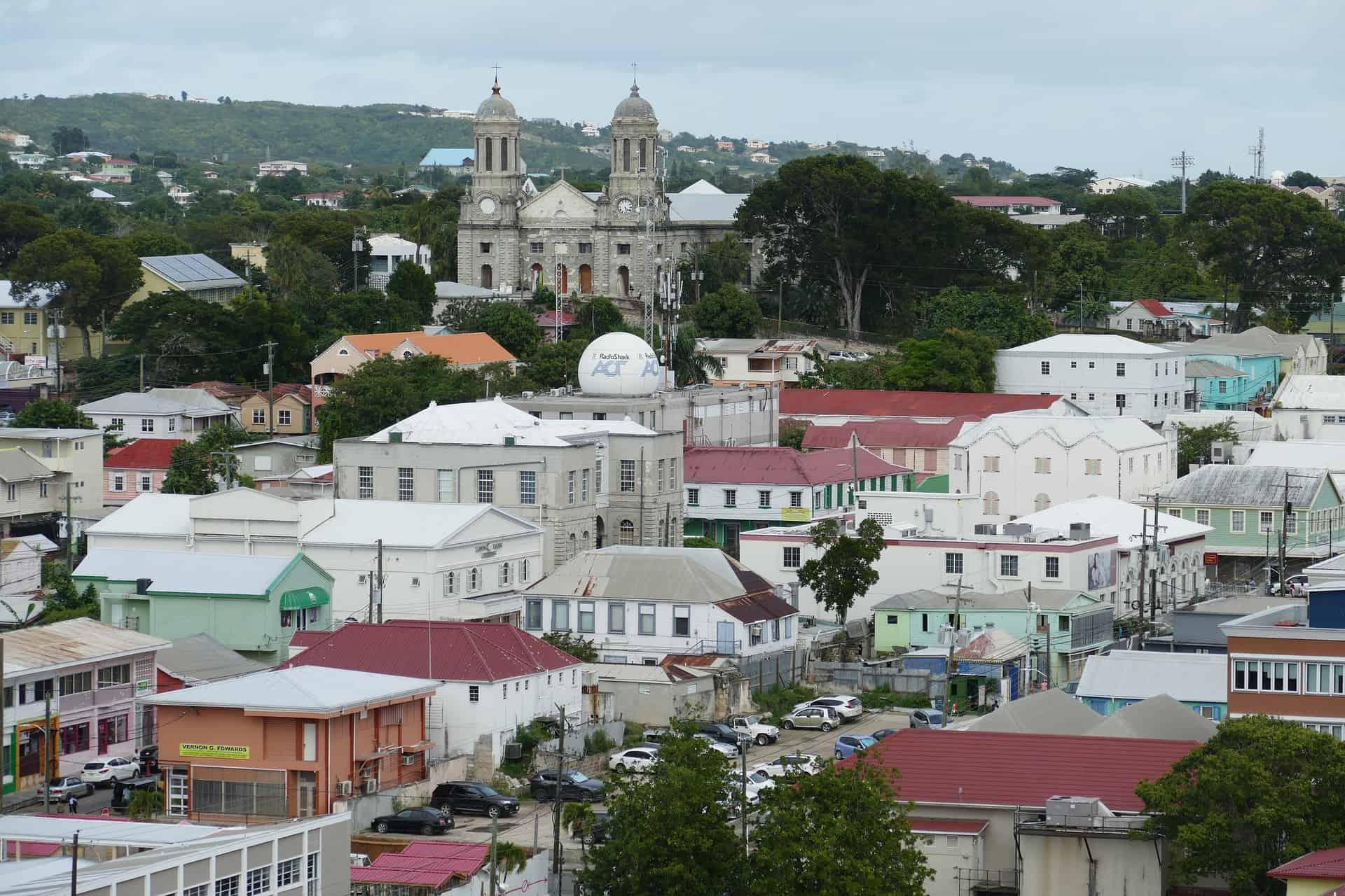 St John's, Antigua Town