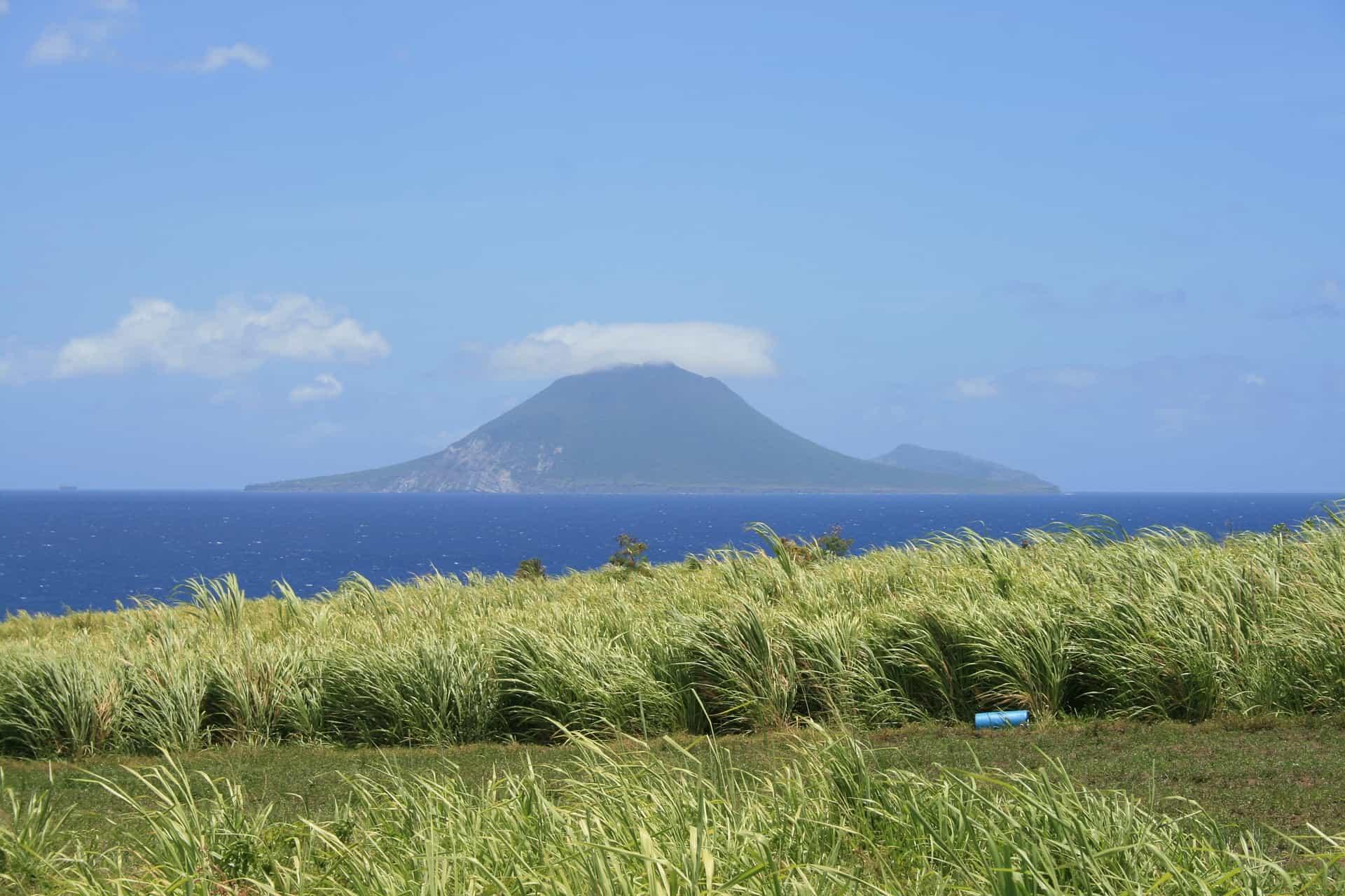 Basseterre, St Kitts Mountain