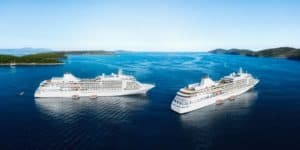 How A Cruise Ship Floats